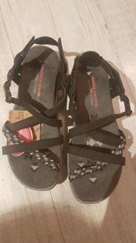 Skechers Sandalen - Outdoor Sandalen - Trekking Sandalen - Schwarze Sandalen *LETZTE REDUZIERUNG*