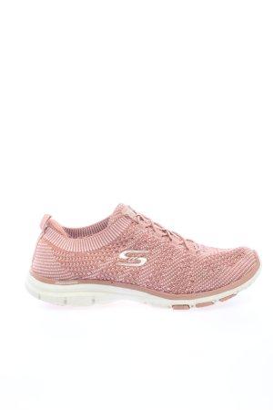 Skechers Slip-on Sneakers pink casual look