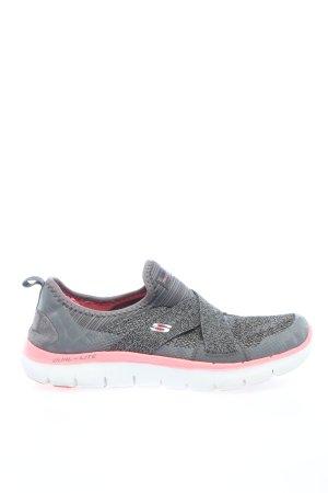 Skechers Slip-on Sneakers light grey casual look