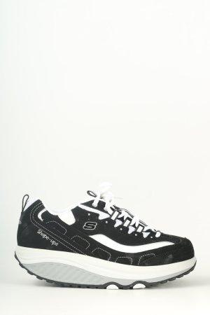 Skechers Schnürsneaker schwarz-weiß Casual-Look