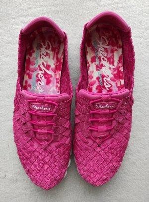 Skechers Sneaker Turnschuhe memory foam pink Gr. 38