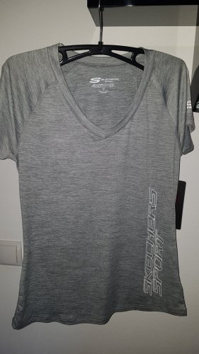 Skechers Sports Shirt silver-colored-light grey