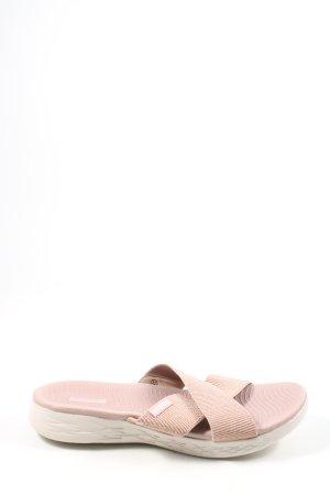 Skechers Strandsandalen roze atletische stijl