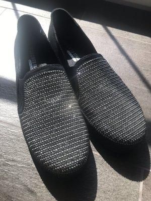 Skechers Scarpa slip-on nero