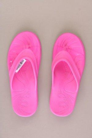 Skechers Zehenriemensandalen Größe 38 neuwertig pink
