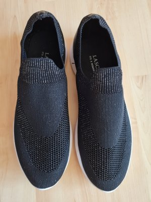 Lascana Slip-on Sneakers black