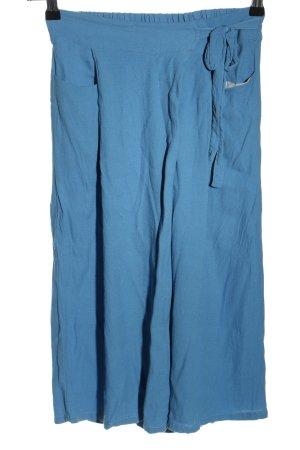 SKFK Culottes blau Casual-Look