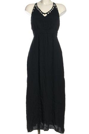 SKFK Halter Dress black elegant