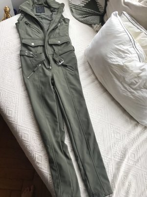 SOS Sportswear of Sweden Snow Pants dark green