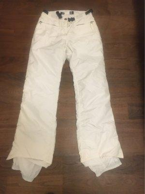 JOS Pantalón de esquí blanco