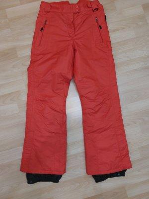Crivit Snow Pants red
