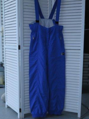 Maier Sports Snow Pants blue polyamide