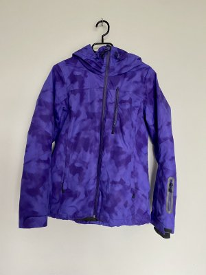 H&M Sports Jacket lilac-blue