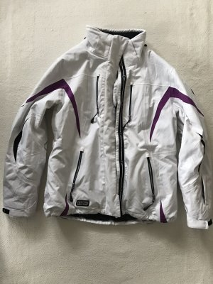 Killtec Giacca softshell bianco-viola scuro