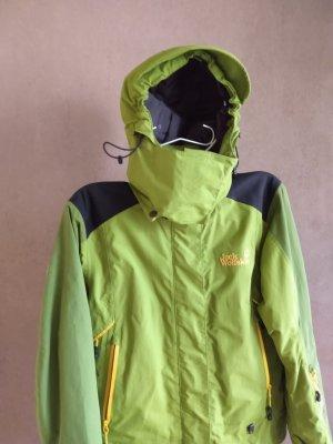 Ski Jacke / Winterjacke Jack Wolfskin M/40 in grün