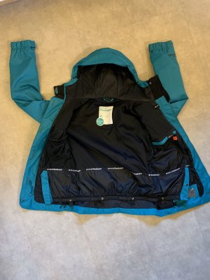 Outdoor Jacket cadet blue-turquoise