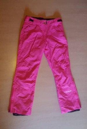 Unlicensed Snow Pants pink-neon pink