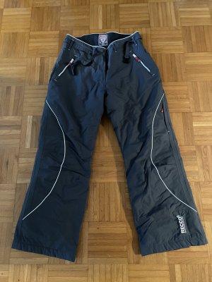 Pantalón de esquí gris-gris claro