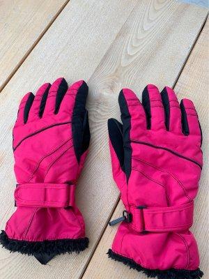 Crivit Guanto termico rosa-nero