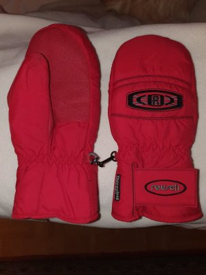 Reusch Moufle rouge nylon