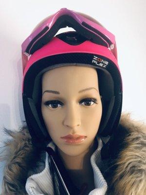 Cappello in feltro rosa-rosa chiaro