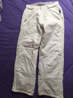Pantalon thermique blanc
