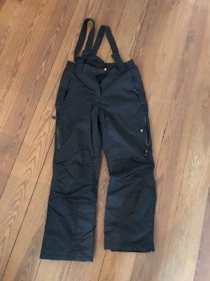 Unlicensed Pantalón de esquí negro