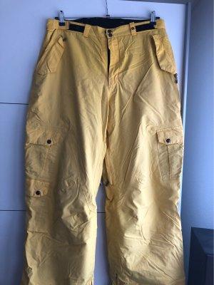Blue Light Snow Pants primrose nylon