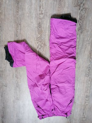 3/4 Length Trousers violet