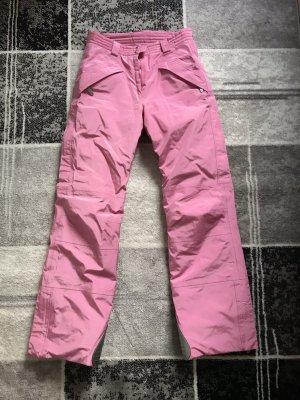 Escada Sport Spodnie termiczne różowy