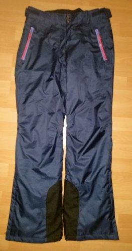Snow Pants dark blue