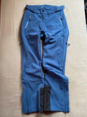 Skihose Damen, blau, Gr. 40