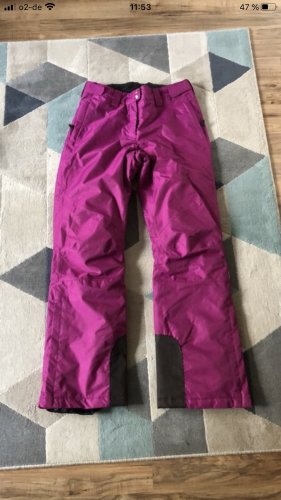 active Thermal Trousers violet