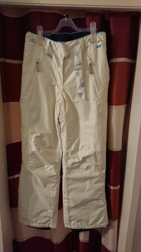 Tchibo / TCM Thermal Trousers white polyester