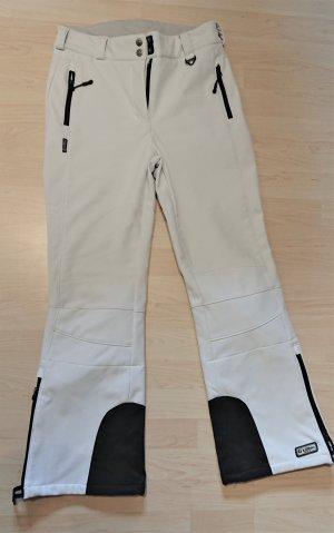 Killtec Pantalón de esquí blanco Poliéster