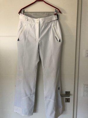 Kjus Snow Pants white polyester