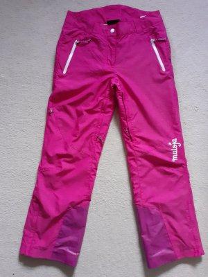 Maloja Snow Pants pink
