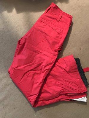 Roxy Pantalón de esquí rojo