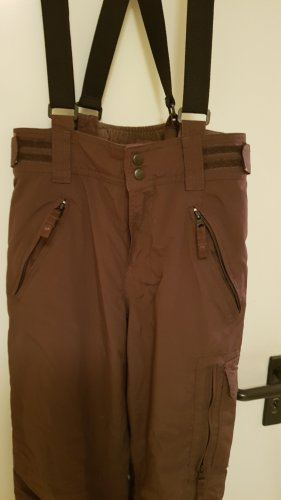 Protest Snow Pants brown