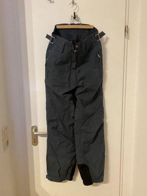 Schöffel Pantalón de esquí gris-gris antracita