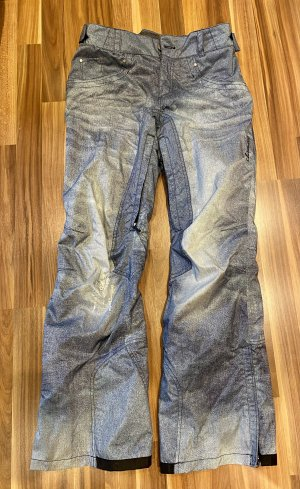 Chiemsee Snow Pants blue