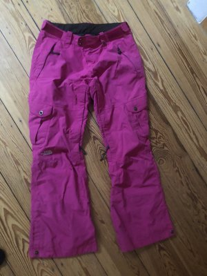 The North Face Snow Pants pink