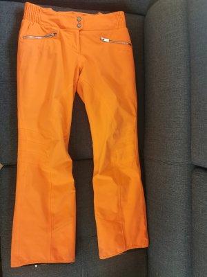 toni sailer Snow Pants orange