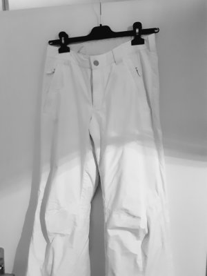 Skihose von Bogner in weiss, Größe  34, Schneehose