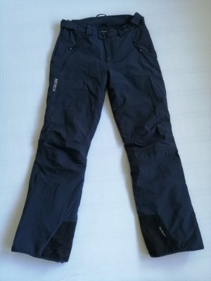 Nevica Pantalón de esquí negro-azul oscuro