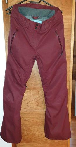 Scott Snow Pants brown red
