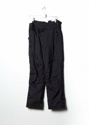 Northland Pantalone da abito nero