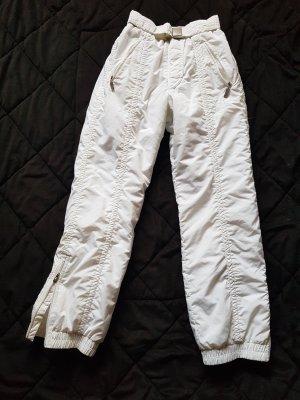 Pantalón de esquí blanco