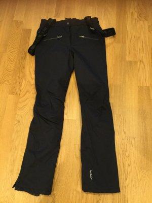 Pantalón de esquí azul oscuro