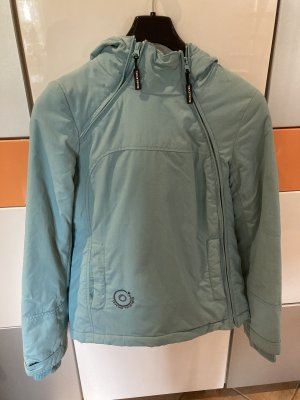 Sublevel Winter Jacket light blue